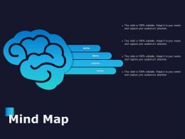 Mind Map Knowledge Management C690 Ppt Powerpoint Presentation Influencers