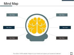 Mind Map Knowledge Management Ppt Professional Design Inspiration