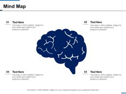 Mind Map Knowledge Ppt Inspiration Background Designs