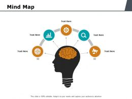 Mind Map Knowledge Ppt Powerpoint Presentation Designs Download