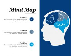 Mind Map Knowledge Ppt Powerpoint Presentation File Slides