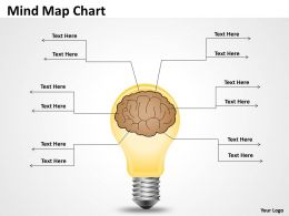 Mind Map outline Chart