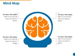 Mind Map Powerpoint Presentation Examples Template 1