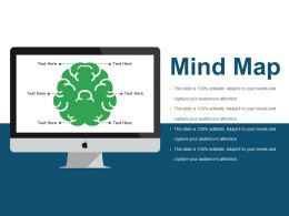 Mind Map Powerpoint Presentation Templates