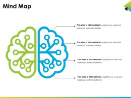 Mind Map Powerpoint Slide Backgrounds