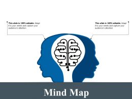 Mind Map Powerpoint Slide Deck Template 2
