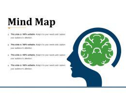 Mind Map Powerpoint Slide Deck Template