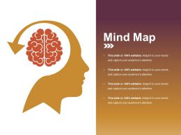 Mind Map Powerpoint Slide Designs