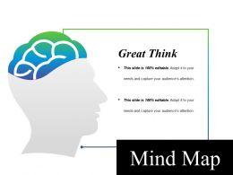 Mind Map Powerpoint Slide Designs Download