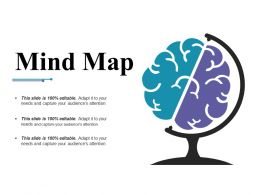 Mind Map Powerpoint Slide Download