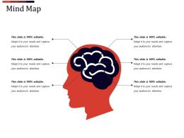 Mind Map Powerpoint Slide Introduction Template 2