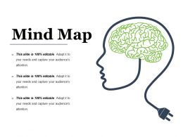 Mind Map Powerpoint Slide Presentation Examples