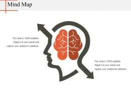 Mind Map Powerpoint Slide Template