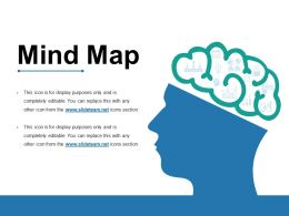 Mind Map Powerpoint Slide Templates