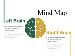 Mind Map Powerpoint Slide Templates Download