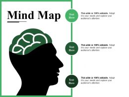 Mind Map Powerpoint Slide Themes
