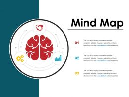 Mind Map Powerpoint Slides Templates 1
