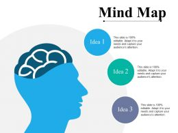 Mind Map Powerpoint Slides Templates
