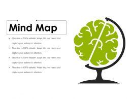Mind Map Ppt Background Images 1