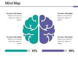 Mind Map Ppt Background Images