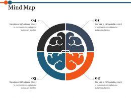Mind Map Ppt Design Templates