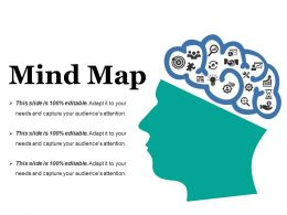 Mind Map Ppt Diagrams