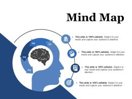 Mind Map Ppt Icon Gallery