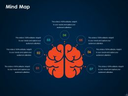 Mind Map Ppt Icon Show