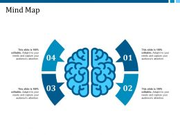 Mind Map Ppt Infographic Template Demonstration