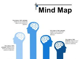 Mind Map Ppt Infographic Template Picture