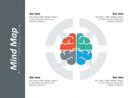 Mind Map Ppt Infographics Graphics Design