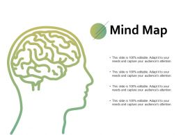 Mind Map Ppt Powerpoint Presentation File Summary