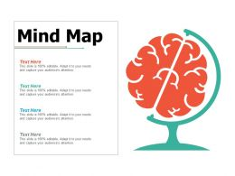 Mind Map Ppt Professional Background Images