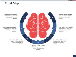 Mind Map Ppt Show Background Images