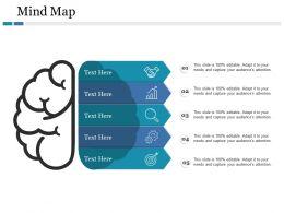 Mind Map Ppt Show Clipart Images