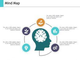 Mind Map Ppt Show Master Slide