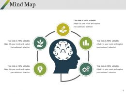 Mind Map Ppt Styles Grid