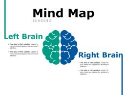 Mind Map Ppt Styles Infographics