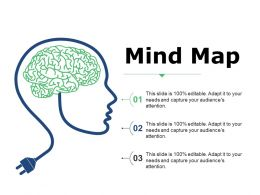 Mind Map Ppt Summary Graphics Tutorials