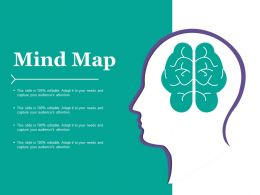 Mind Map Ppt Summary Introduction