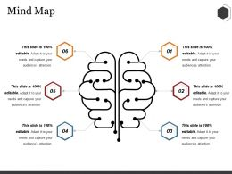 Mind Map Ppt Summary Visual Aids