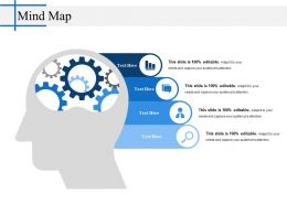 Mind Map Ppt Templates