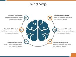 Mind Map Ppt Visual Aids Styles
