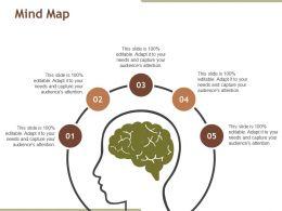 Mind Map Presentation Background Images