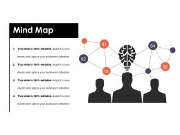 Mind Map Presentation Powerpoint Example