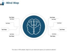 Mind Map Strategy Ppt Summary Background Designs