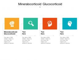Mineralocorticoid Glucocorticoid Ppt Powerpoint Presentation Styles Graphics Example Cpb