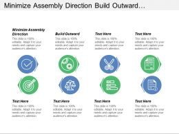 Minimize Assembly Direction Build Outward Customers Package Lead Stripping