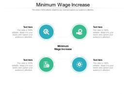 Minimum Wage Increase Ppt Powerpoint Presentation Slide Download Cpb