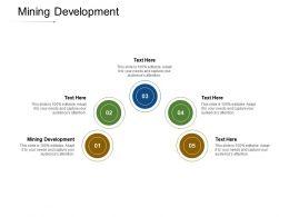 Mining Development Ppt Powerpoint Presentation Icon Slide Download Cpb